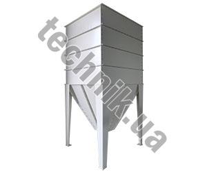 Сборные (модульные) металлические бункера